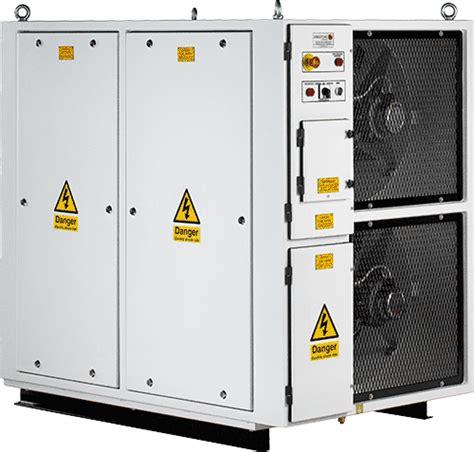 resistor load bank design generator hire pse power