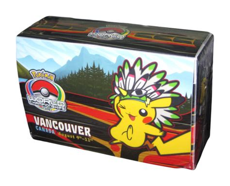 card supplies canada world chionships deck box 2013
