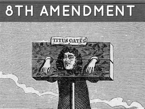 Amendment 8 Images