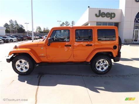 orange jeep orange jeep wrangler 2013 imgkid com the image kid