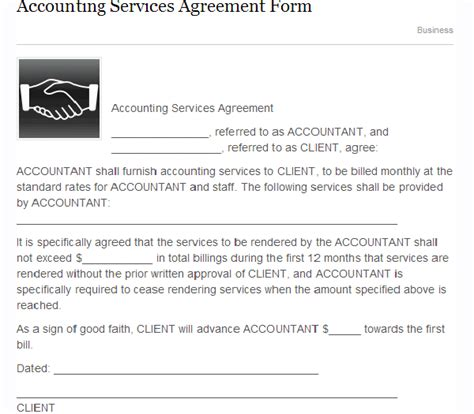 bookkeeping agreement template 28 images bookkeeping