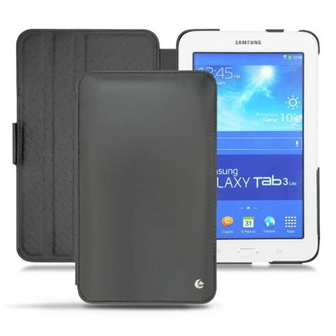 Samsung Tab 3 Sm T110 samsung sm t110 galaxy tab 3 lite 7 0 leather covers and cases noreve