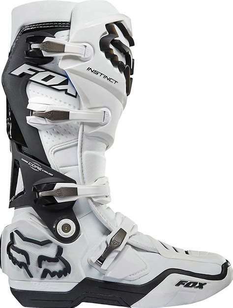 dirt bike riding boots mens 2017 fox racing instinct boots mx atv motocross off road