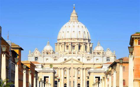 cupola basilica san pietro bas 237 lica de san pedro en el vaticano port of rome