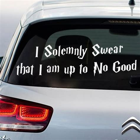 Wedding Car Quotes by Car Sticker Quotes Promotion Shop For Promotional Car