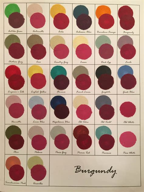 how to mix paint colors mixing chalk paint 174 colors 50 50 sloan vintage now