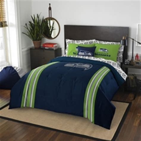 Seahawks Bed Set by Nfl Bedding Football Bedding Sheet Sets