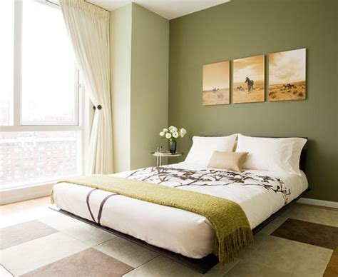 contemporary bedroom colors contemporary bedroom with a floral pattern and green color