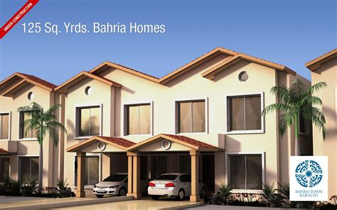 bahria homes 125 200 sq yd payment schedule bahria city bahria town karachi villas joy studio design gallery