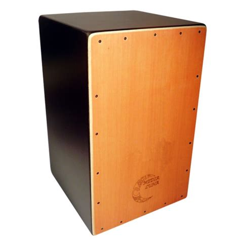 cajon percusion cajon flamenco con nombre media percusion