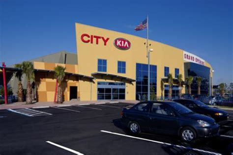 Orlando Kia Dealer City Kia Of Greater Orlando Orlando Fl 32837 8306 Car