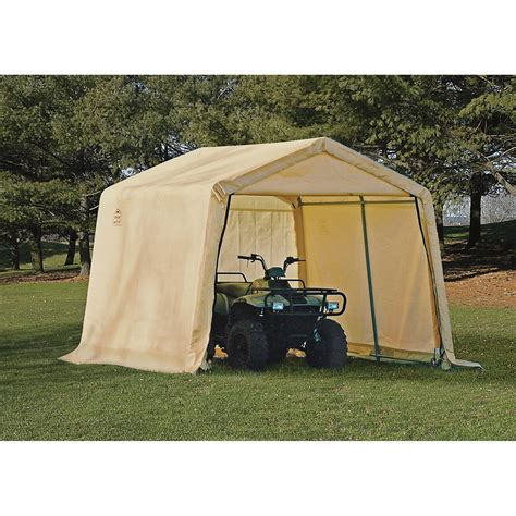 shed in a box product shelterlogic shed in a box 10ft l x 10ft w x 8ft h model 70733