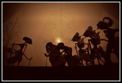 background wayang budaya sane nenten di indonesia