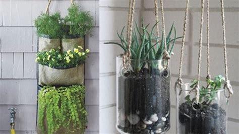 membuat jemuran gantung sendiri 7 cara mudah membuat tanaman gantung
