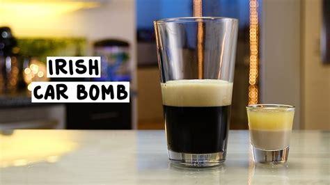irish car bomb tipsy bartender