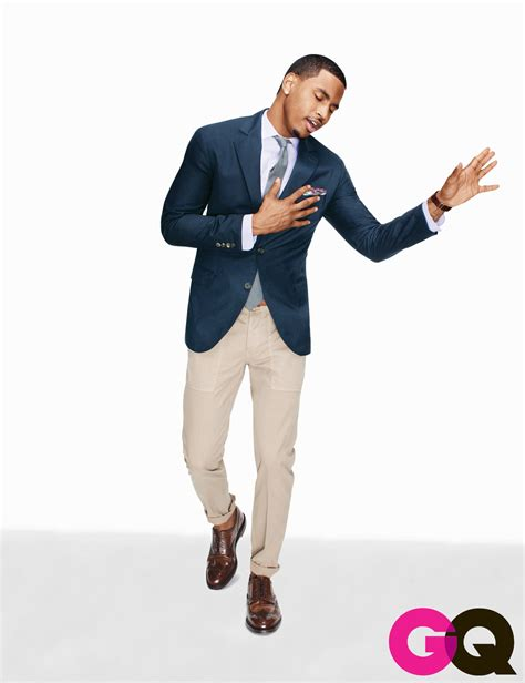 trey songz march trey songz in gq s march issue