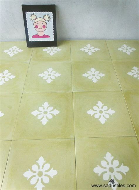 Handmade Cement Tiles - 200 best images about made cement tiles on order 3 on