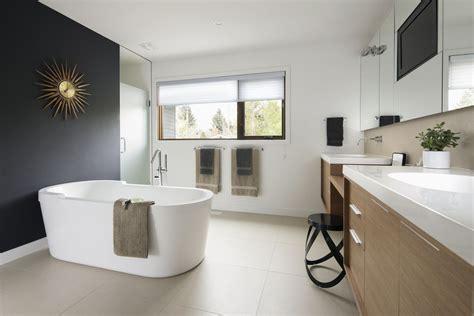 ideas  modern style bathrooms
