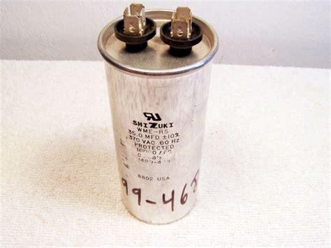 home furnace capacitor home furnace capacitor 28 images intertherm motor run capacitor 01 0007 in stock rheem