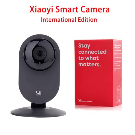 Xiaomi Yi Smart Mode Vision Edition international edition xiaomi yi smart xiaoyi ants smart ip wifi wireless
