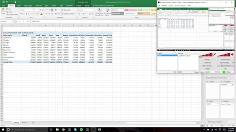 How To Create A Pivot Table Microsoft Excel 2016