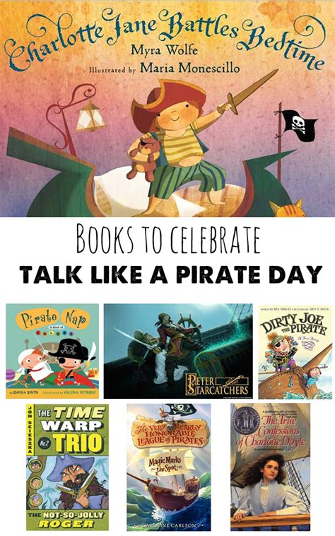 talk books eight swashbuckling pirate books modern parents