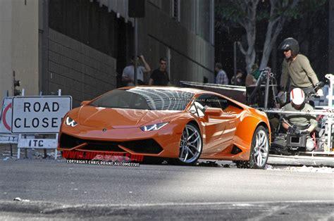 Lamborghini Commercial Lamborghini Hurac N Commercial Shoot Photo Gallery Autoblog