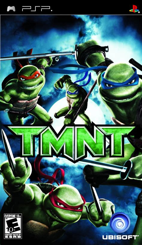 emuparadise all psp tmnt usa iso download
