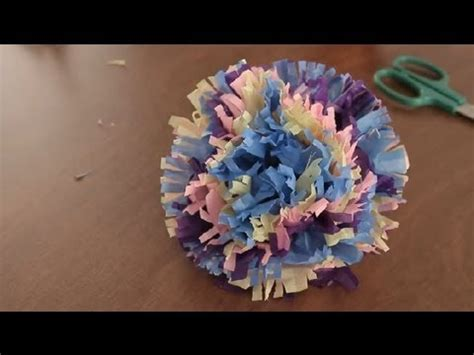 How To Make Hawaiian Flowers Out Of Paper - como hacer flores hawaianas de papel proyectos de arte