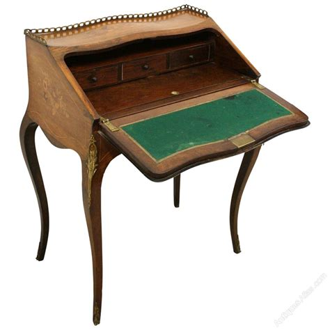 antique french writing desk french ladies writing desk bureau de dame antiques atlas