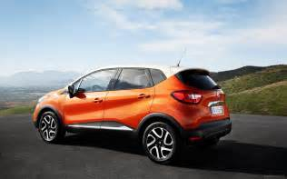 Renault Captur Renault Captur 2014 Widescreen Car Image 22 Of 50