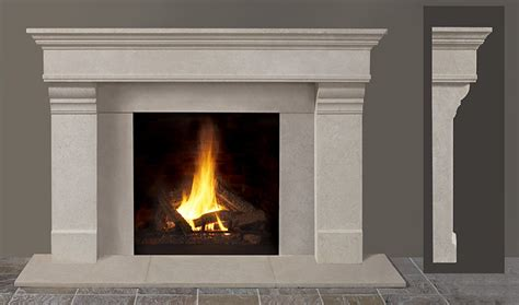 fireplace mantel kits improving fireplaces for the