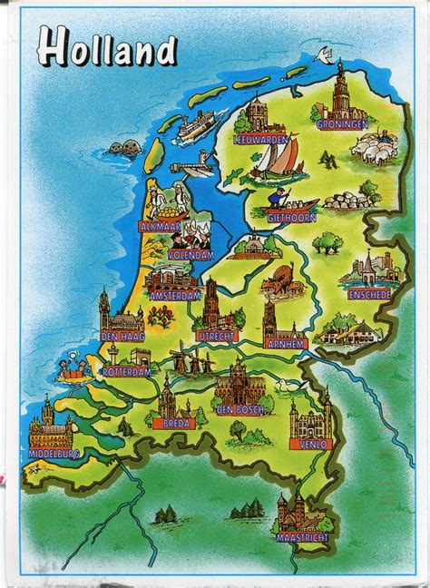 netherlands castles map map of remembering letters and postcards