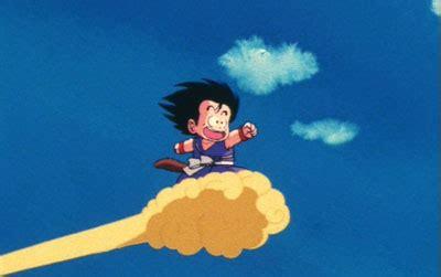 goku riding the cloud tattoo adds flying nimbus most original