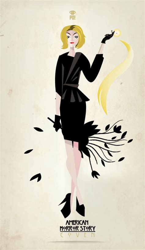 american horror story coven unleashes four new posters comingsoon net fiona ahs coven quotes quotesgram