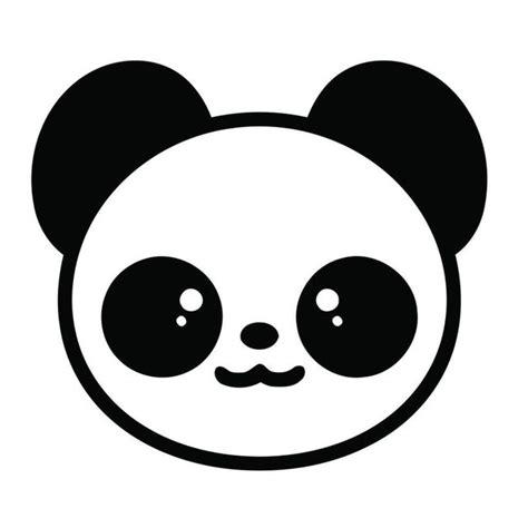 Sticker Drucken Ko by 13 1 11 7cm Adorable Cartoon Panda Head Vinyl Car Stickers