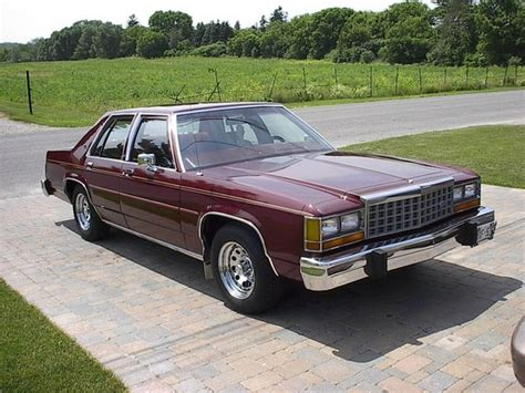 manual repair autos 1985 ford ltd crown victoria security system service manual how things work cars 1985 ford ltd crown victoria spare parts catalogs