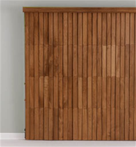 Wooden Vertical Blinds Blinds Shades Wide Window Solutions Bali Blinds