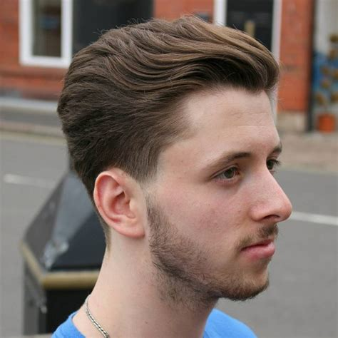 Hairstyle Tapered by Mens Tapered Hairstyles 70 Best Taper Fade Mens Haircuts