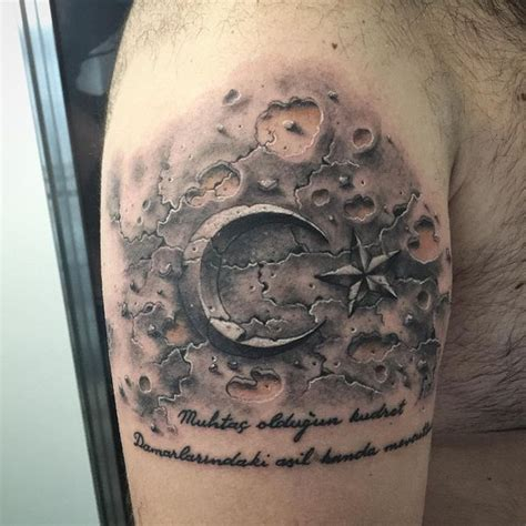 muslim moon tattoo moon tattoos with meaning crescent moon tattoo