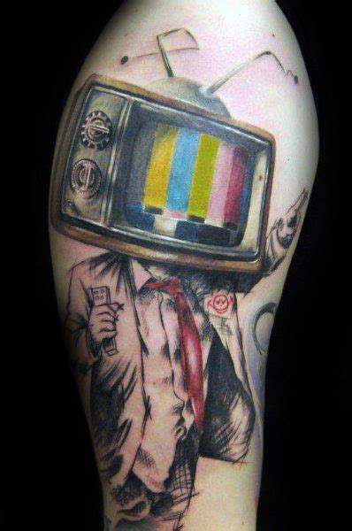 tattoo reality shows 40 tv tattoos for television set design ideas
