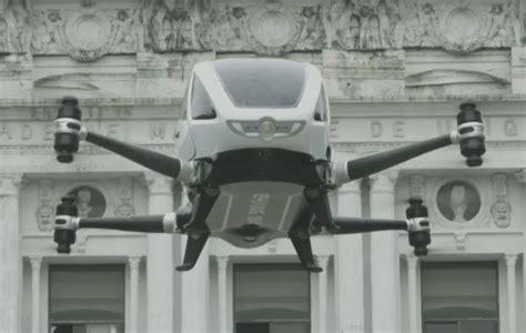 Drone Yang Ada Kameranya drone buatan china ini bisa angkut manusia didalamnya