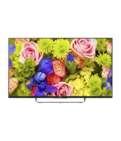 Sony Tv Led 55inch Android Tv Kdl 55w800c buy sony bravia kdl 55w800c 139 cm 55 hd 3d led android television at best price