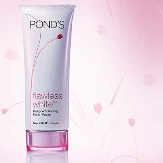Serum Ponds Flawless White talks ponds flawless white visible lightening day
