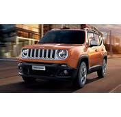 Jeep Renegade Opening Edition Is A 4WD Clockwork Orange