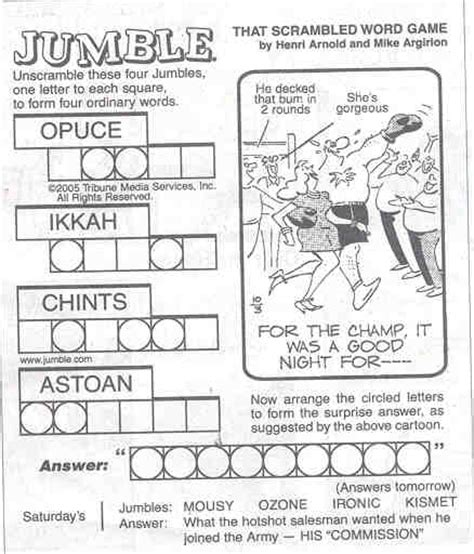 free printable jumble games 7 best images of printable jumble word puzzles coping