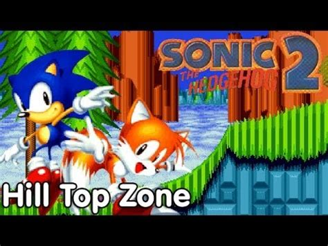 Zone 2 In 1 Top By Anfashion let s play sonic the hedgehog 2 hill top zone