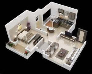 Best 25 One Bedroom 25 one bedroom house apartment plans