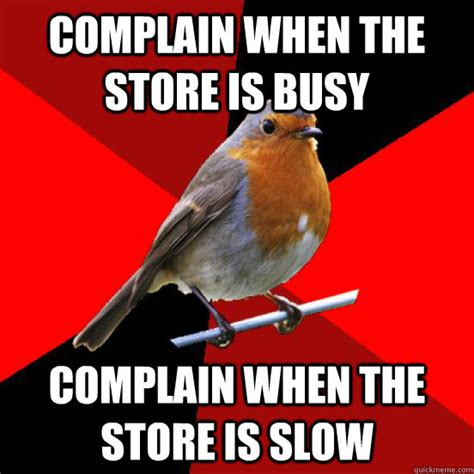 Retail Robin Meme - retail robin memes quickmeme