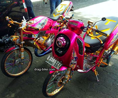 foto foto motor modifikasi gambar modifikasi motor scoopy modifikasi yamah nmax